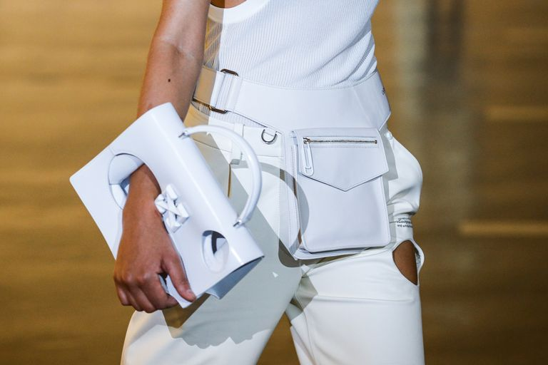 Everyone's talking about Off-White's unfunctional bag
